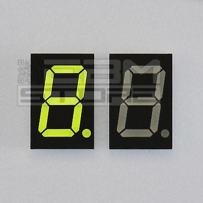 2 pz Display 7 segmenti verde anodo comune OPDS5620GBW - ART. AA03