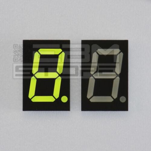 2 pz Display 7 segmenti verde anodo comune OPDS5620GBW ART AA03