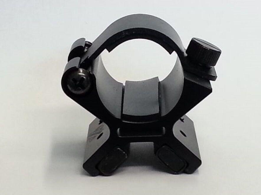 Attacco magnetico per torcia da 30 mm Olight  in alluminio  qualsiasi canna.