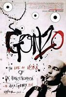 Gonzo: The Life And Work Of Dr. Hunter S. Thompson - D/s Original Movie Poster
