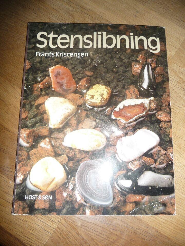 Stenslibning, Frants Kristensen, emne: anden kategori
