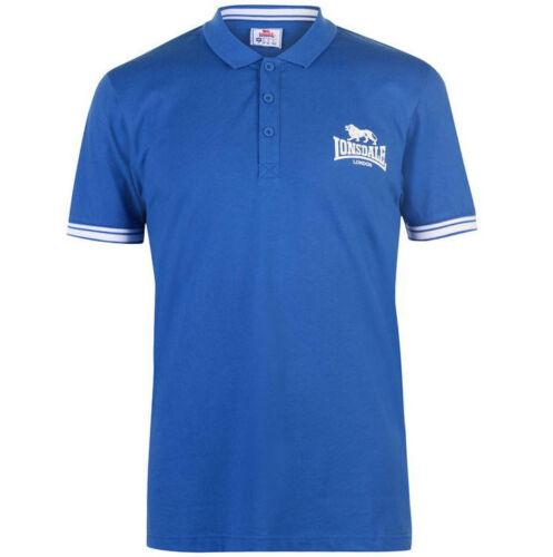 Lonsdale London Jsy Polo Shirt Polo Shirt Polo Shirt S M L XL 2XL 3XL New