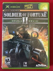 Soldier of Fortune 2: Double Helix (Microsoft Xbox 2001-2003) - Complete