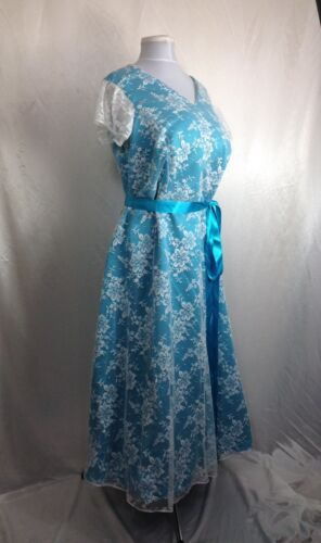 Girlie 44 Dress Swing Tv svasato Petto Big Party Abbastanza Padrona Gown Sissy Ddlg tqA04x