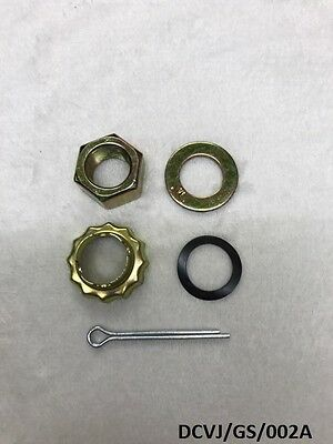 Spindle Lock Nut KIT Chrysler Voyager Grand Voyager 1990-2007  DCVJ//GS//002A