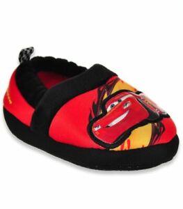Disney Cars Boys Slippers