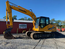 2014 Lonking Cdm6150 Hydraulic Excavator With Cab Coupler 3rd Valve Only 1600hrs
