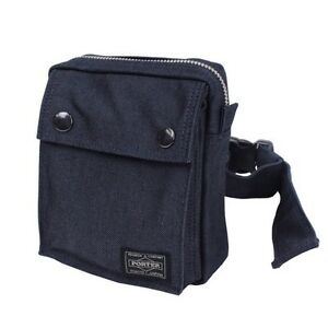 7529848b9e New Yoshida PORTER SMOKY WAIST BAG 592-07508 Navy (Blue) From Japan ...