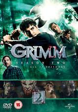 Grimm: Season 2 [DVD]