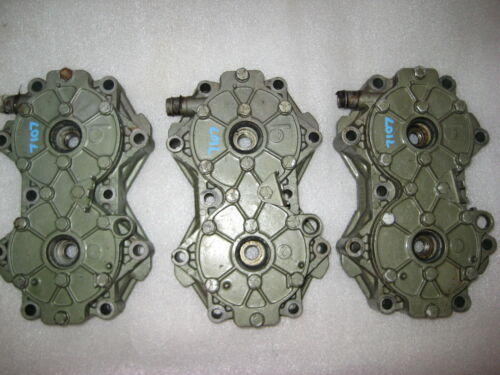 318331 cylinder head johnson evinrude decarboned cleaned freshwater nice