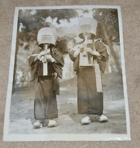 ORIGINAL-JAPANESE-TOURIST-PHOTO-JAPAN-FROM-SAN-FRANCISCO-EXAMINER-VINTAGE