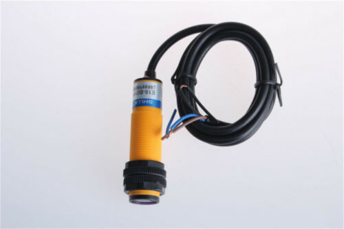 Nouveau E18-B01P1 10 cm Courant Continu 3 fils 6-36 V IR Photoélectrique Capteur Interrupteur PNP NO