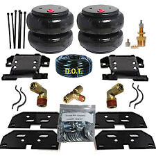 Bolt On Air Tow Assist Kit 2003 - 2013 Dodge Ram 2500 3500 overload