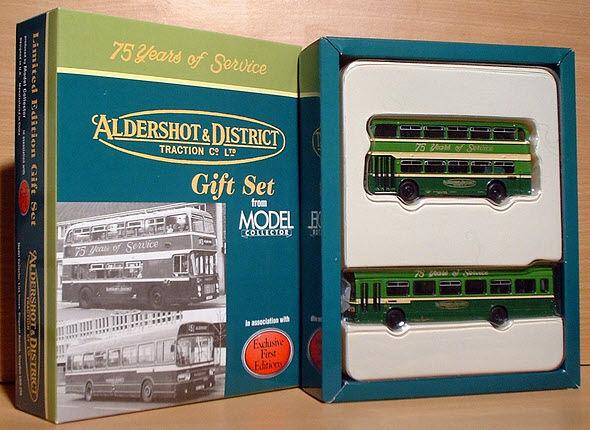 EFE 99916 - 1 76 Aldershot & District, 75 years
