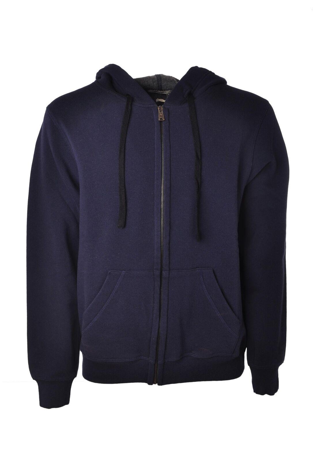 CROSSLEY - Knitwear-Sweaters - Man - Blau - 4087923C183612