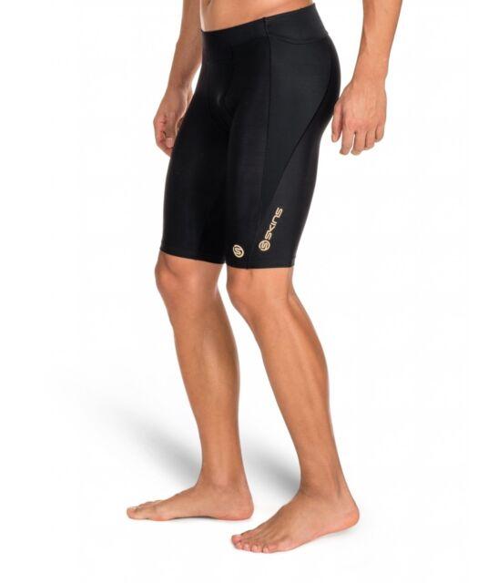 018f853303 Men's Skins A400 Compression 1/2 Tights Black Size XL for sale ...