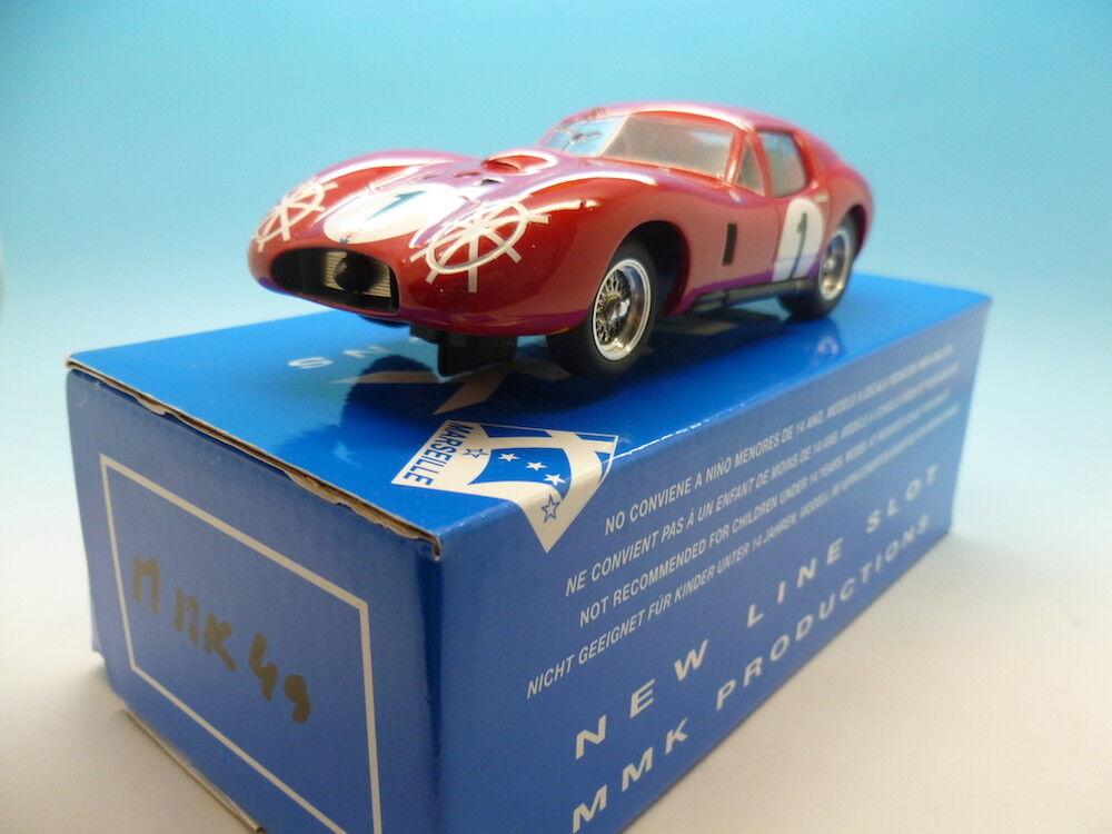 Nouvel an nouvelle couleur, impression *** reste reste reste souvent MMK 49 Maserati 450 S coupé, Comme neuf Inutilisé 612609