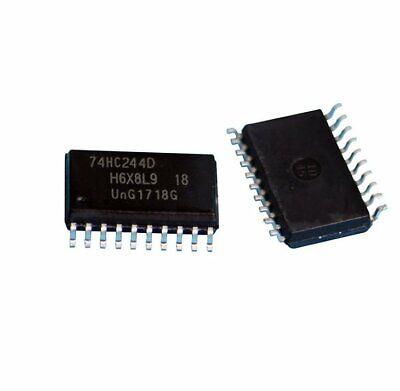 50PCS 74HC244D Octal buffer//line driver; 3-state SOP-20