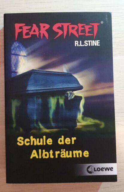Fear Street. Schule der Albträume von Edited By R. L. Stine (9783785570586)