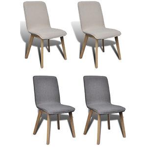 Das Bild Wird Geladen 2 4 6x Stuehle Stuhl  Stuhlgruppe Hochlehner Esszimmerstuehle