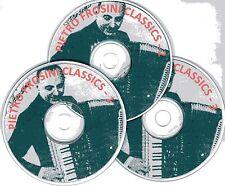 33 Pietro Frosini Accordion Classic Recording Set of (3) Discs - CD#1,2&3