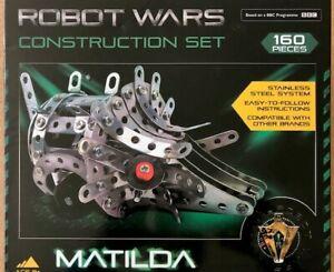 ROBOT-WARS-MATILDA-CONSTRUCTION-SET-160-PIECES