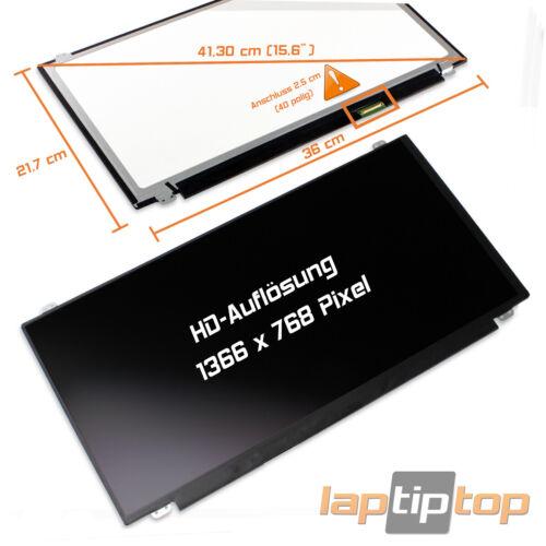 """15,6/"""" display a LED SCREEN 1366x768 opaco FUJITSU LIFEBOOK a532"""
