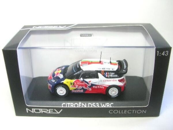 Citroen DS3 WRC No. 2 S.Ogier Winner Rally Portugal 2011  | Verschiedene Waren