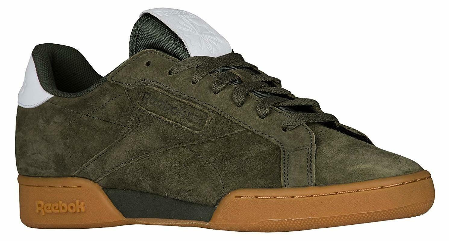 Reebok Men's Npc UK II EL Fashion Sneaker - Choose SZ color