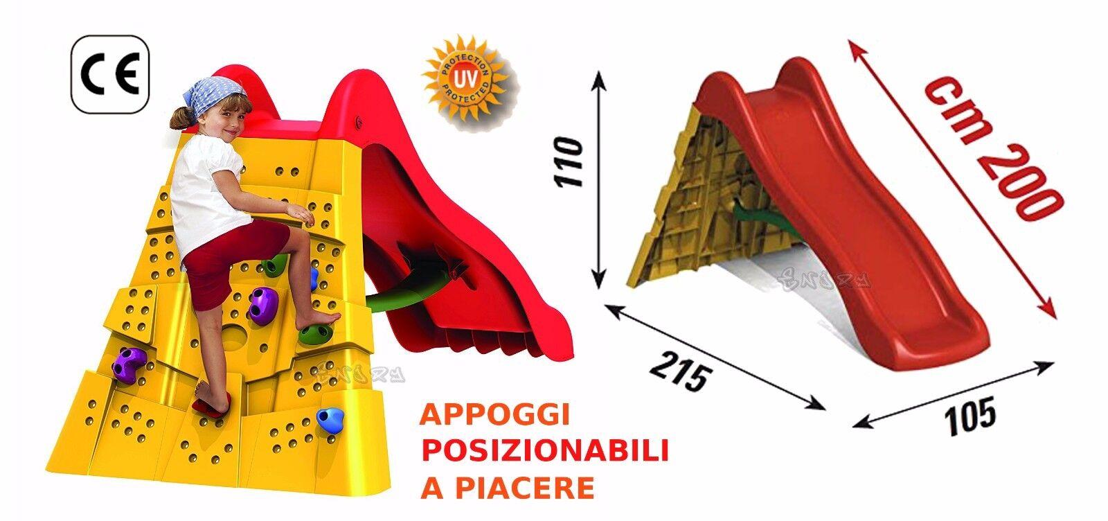 Slide Enfants with  Climbing area Game For Climb Slide CE Mark  meilleure qualité meilleur prix