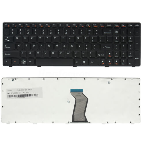 Laptop Keyboard For IBM Lenovo IdeaPad G580 G580A G585 Z580 Z585 N580 P580 P585