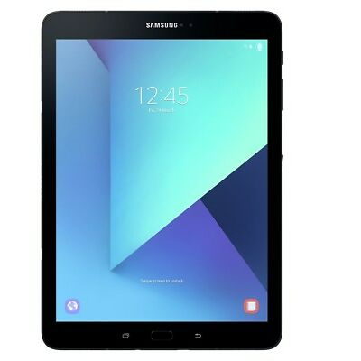 Samsung Galaxy Tab S3 9.7 Inch 32GB Android WiFi Tablet - Black.