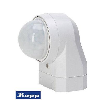 2x Kopp Bewegungsmelder Infrarot 240° Aufputz weiß 824617011 Automatikschalter