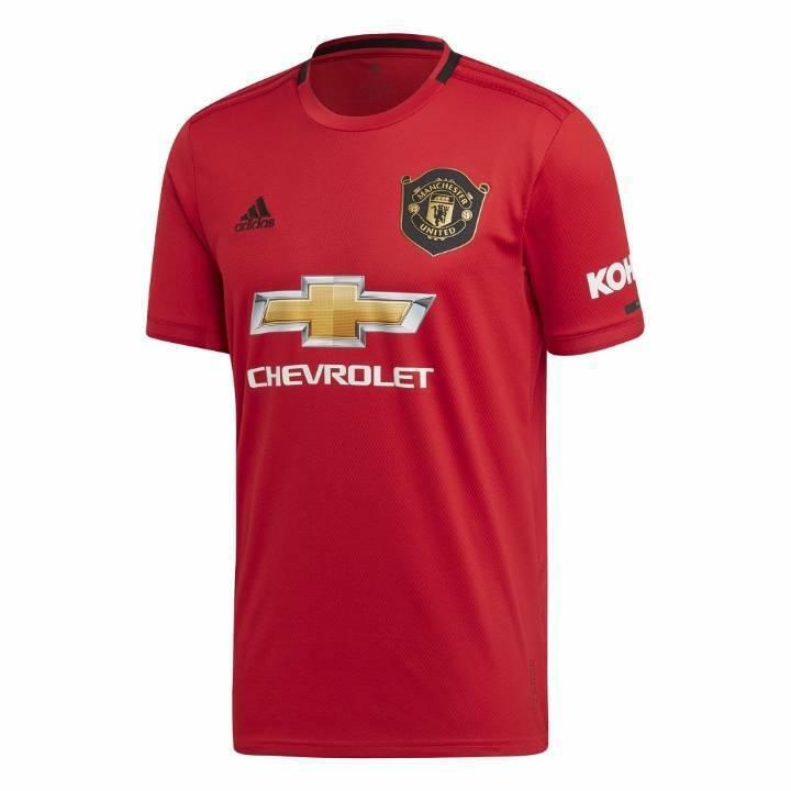 Adidas Manchester United Home  Camisa 2019 20 - de hombre  contador genuino