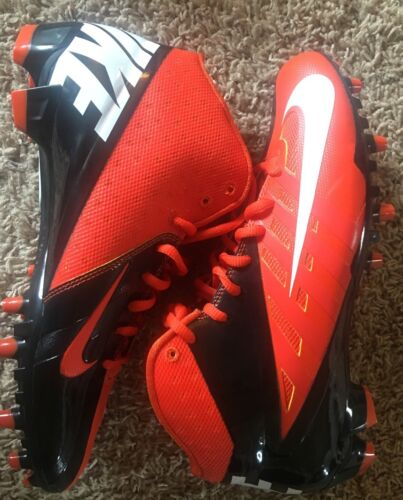 Pro Vapor Sz 9 Nike Nwob Tacos Naranja Nuevo Negro Hombres 6ddq0Y