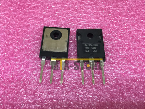 10PCS IRG4PC40KD IRG4PC40KDPBF G4PC40KD New Best Offer 600V 42A 160W TO247AC