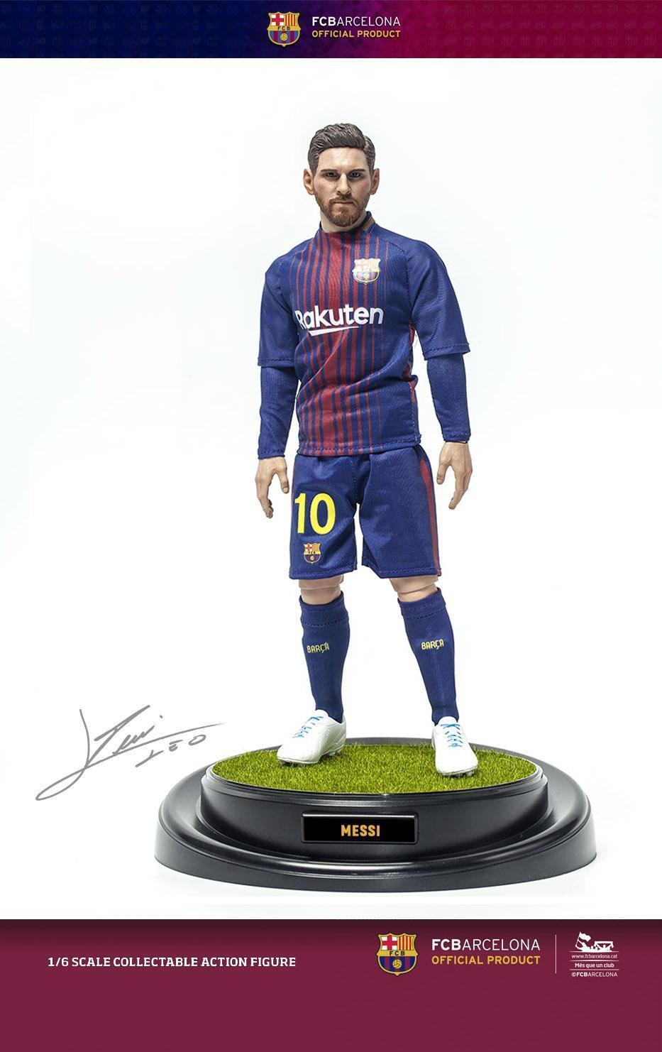 1 6 scale ZCWO FCBarcelona 2017 18 - Messi