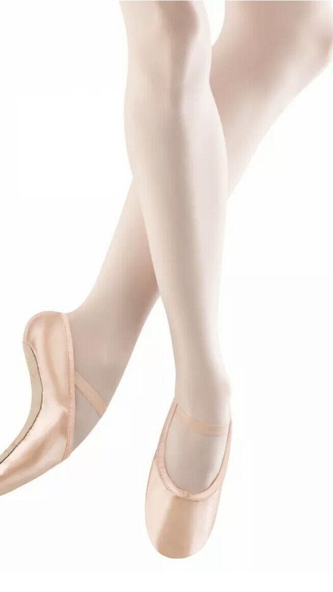 Bloch Satin Ballet Shoes