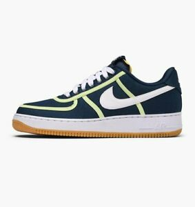Nike-Air-Force-1-Premium-Armory-Navy-Blanc-CI9349-400-UK-9-9-5-10