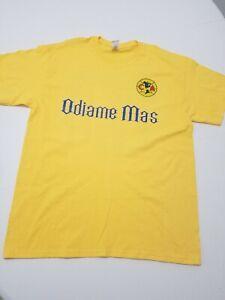 c7c73e836 t-shirt Club America Retro C. Blanco 10 Size S M L XL XXL Odiame Mas ...