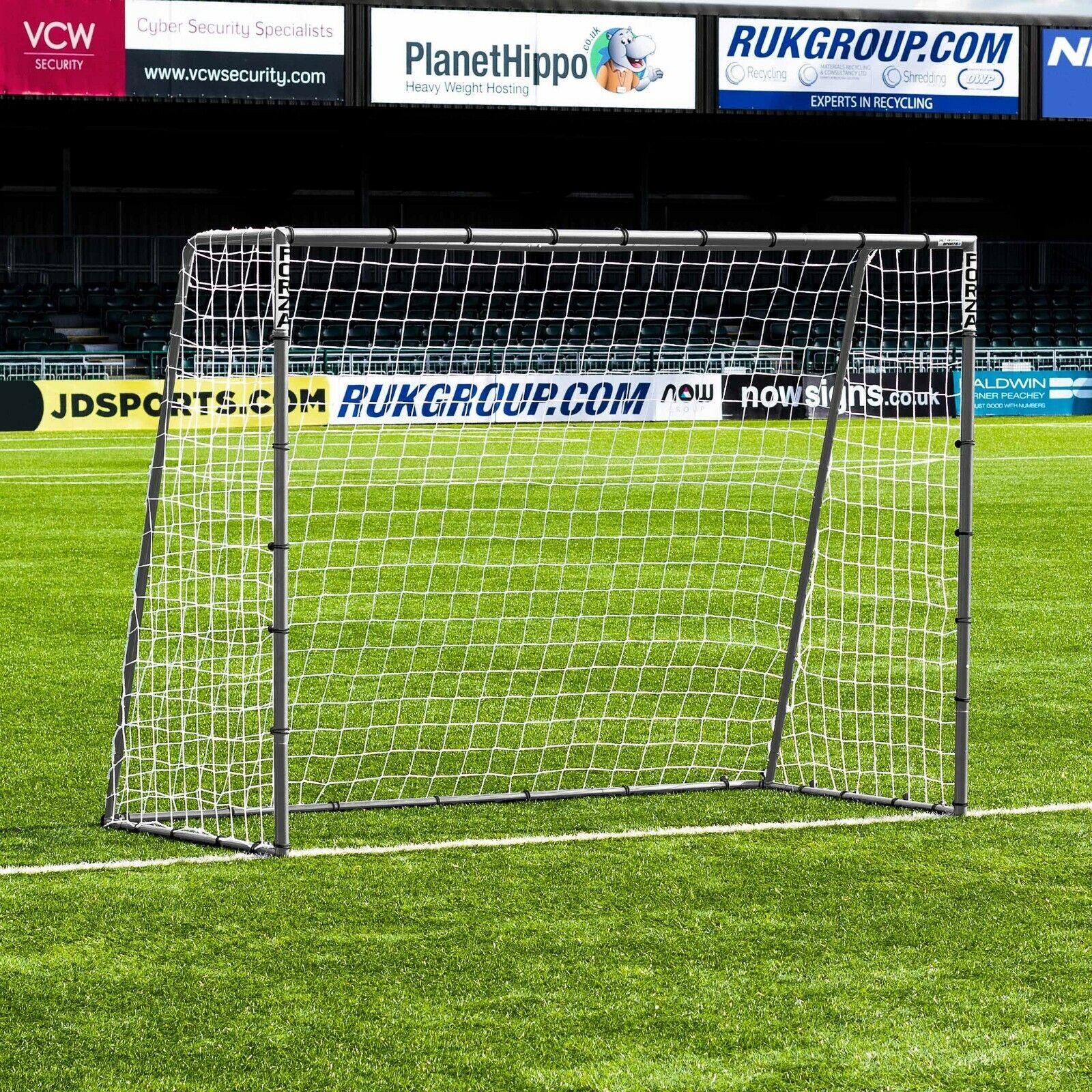 Forza Acero 42 objetivo de fútbol   8 ft (approx. 2.44 m) X 6 ft (approx. 1.83 m)   Acero Juniors meta   objetivo y Net