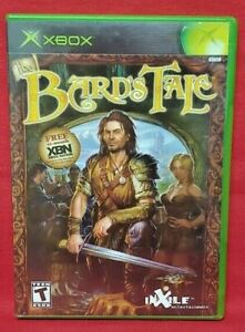 The Bard's Tale - Microsoft Xbox Original Complete 1 Owner Near Mint Disc