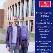 Music Among Friends, New Music