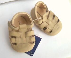 Zapatos Original Unisex De 2cm 17 Zara Título Cuna Beige Cuero Detalles 10 Bebé Home Eu16 £ 99 Sandalias Ver 19 8n0wNOkXP