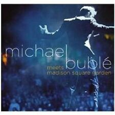 MICHAEL BUBLE MEETS MADISON SQUARE GARDEN CD + DVD NEU