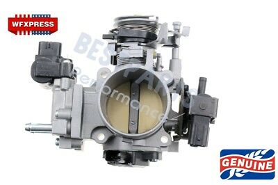 Genuine OEM Throttle Body 16400-PLR-A54 For Honda 2001~2005 Civic 4AT CVT