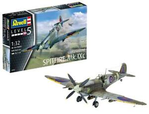 Revell-Supermarine-Spitfire-Mk-ixc-1-3-2-Maquette-Kit-03927