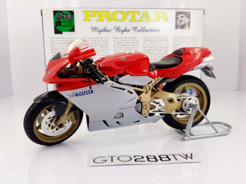 Protar 1//9 scale MV Agusta F4 750 Serie Oro 1999 10400 Red w//Metal Parts