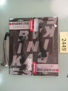 For Honda XL 185 SZ Front Brake Lever Black 1979