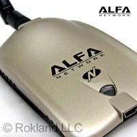Alfa Awus051nh V2 Dual Band 802.11a/b/g/n Wifi Wireless Usb Adapter 2.4/5 Ghz